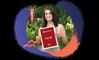 Stanford University student Lara