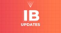 IB Updates
