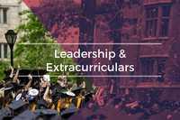 Leadership Extracurriculars