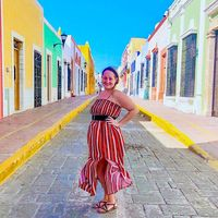 Shelley in Mexico