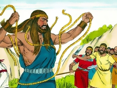 oude testament kleuteridee
