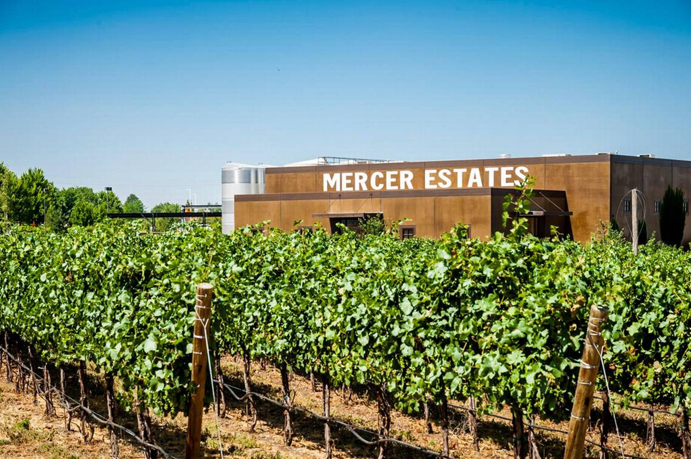 Mercer Wine Estates & Mercer Bros.