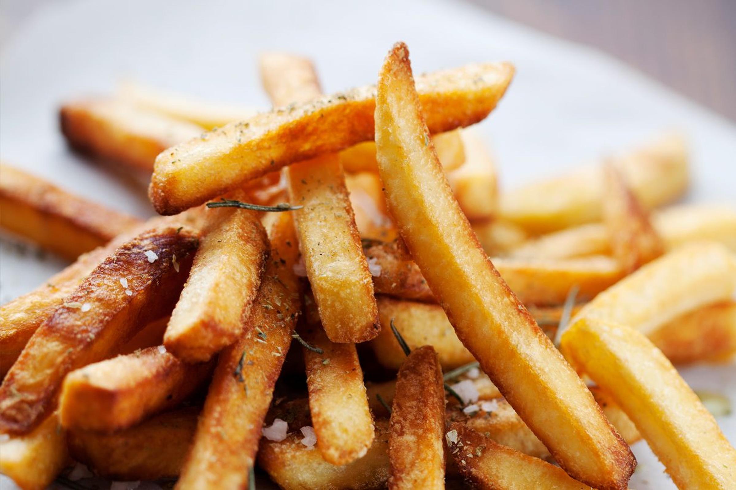 Tommy Myllymäkis pommes frites