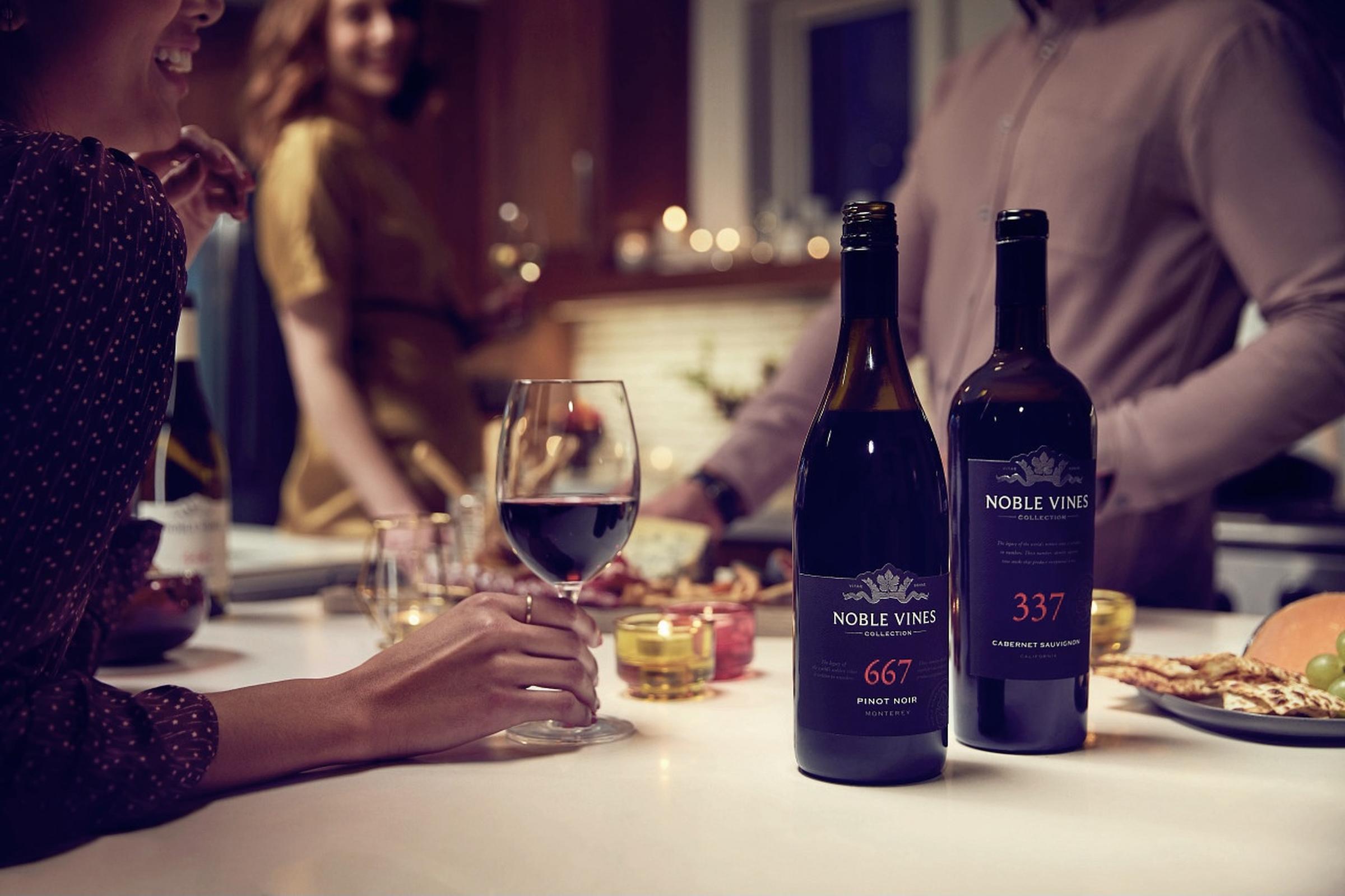 Vinhuset Noble Vines