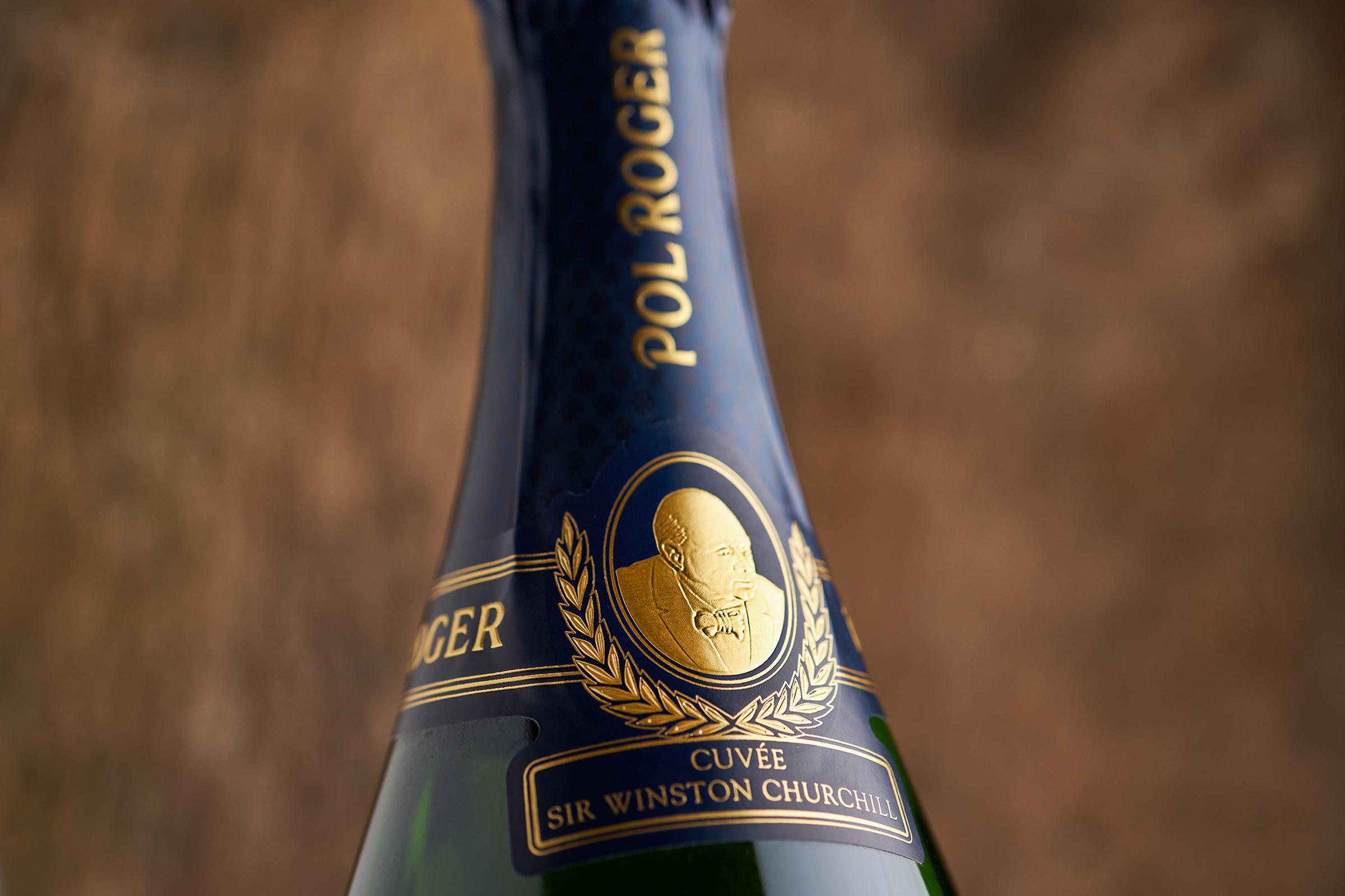 Cuvée Sir  Winston Churchill *ny årgång 2012*