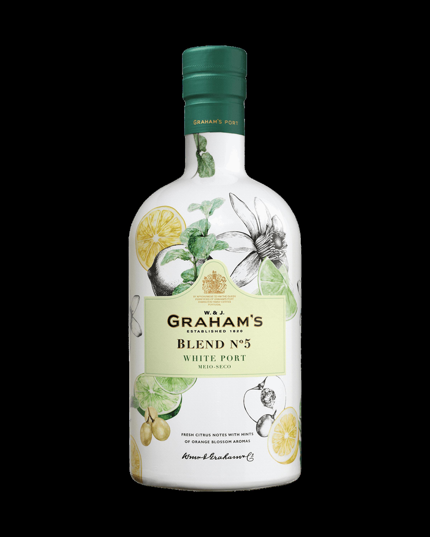 Grahams Blend no 5 White Port