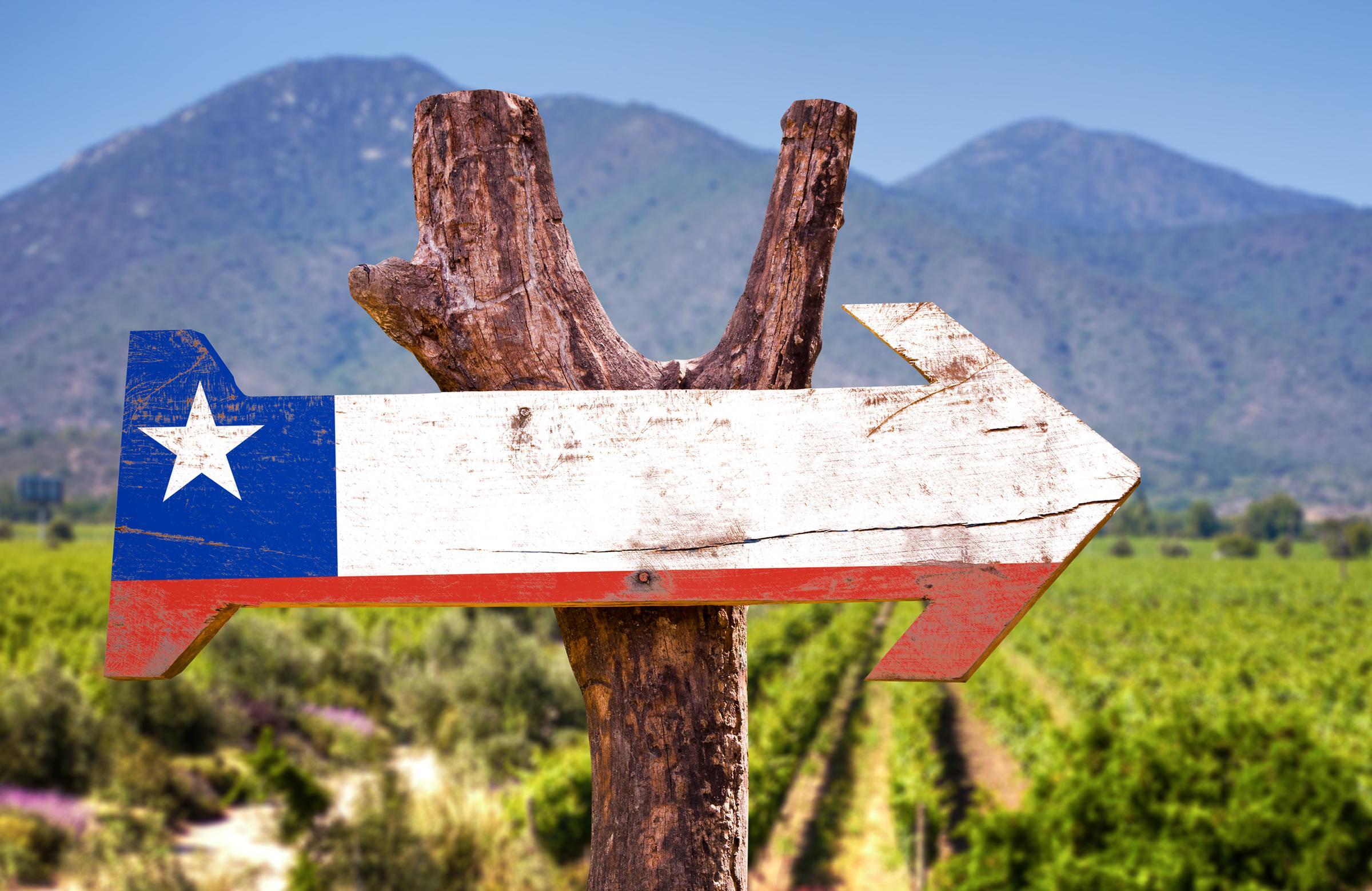 Utblick Chile – allt annat än smalt