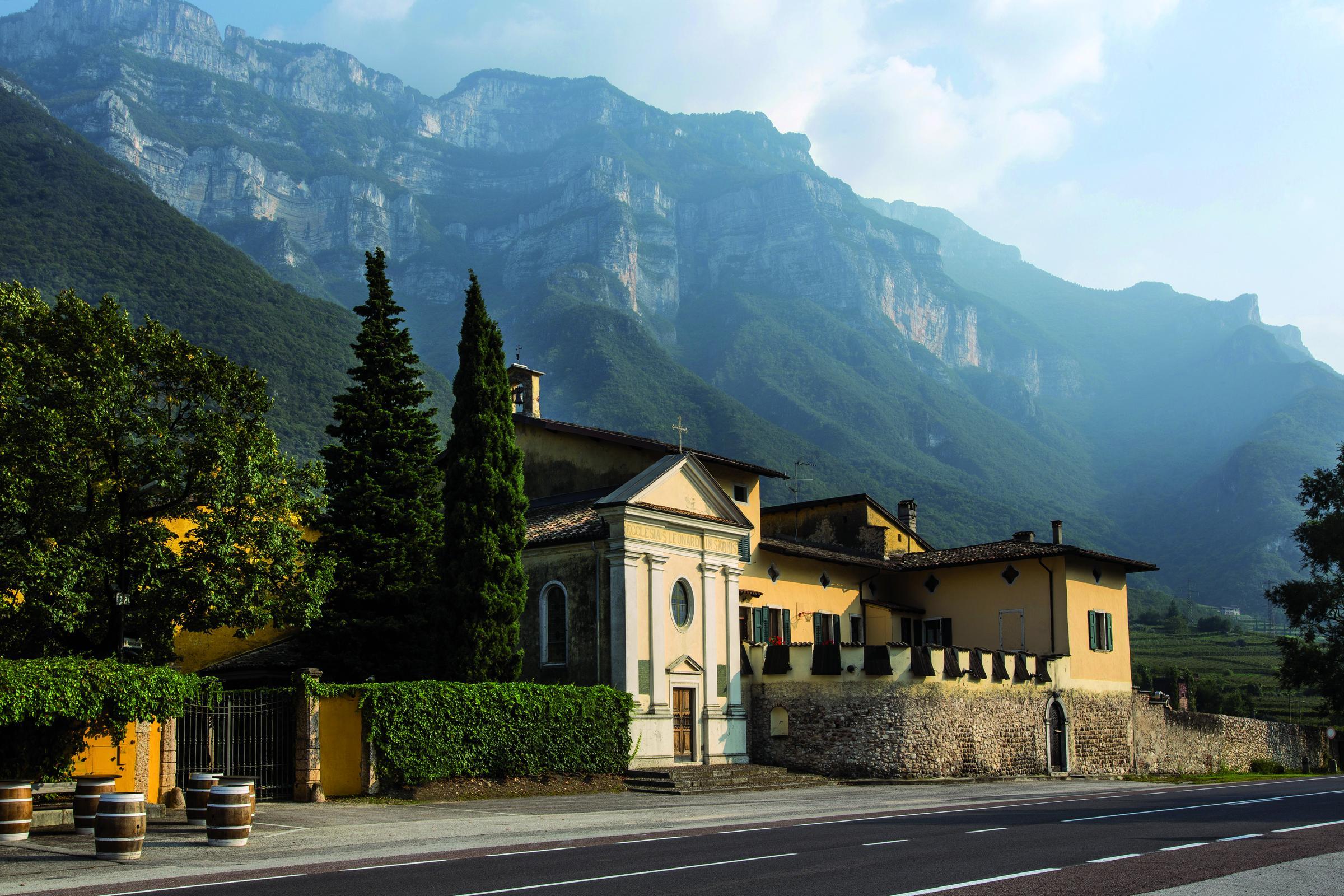 Onlineprovning med vinmakare och ägaren till *San Leonardo* den 4 november.