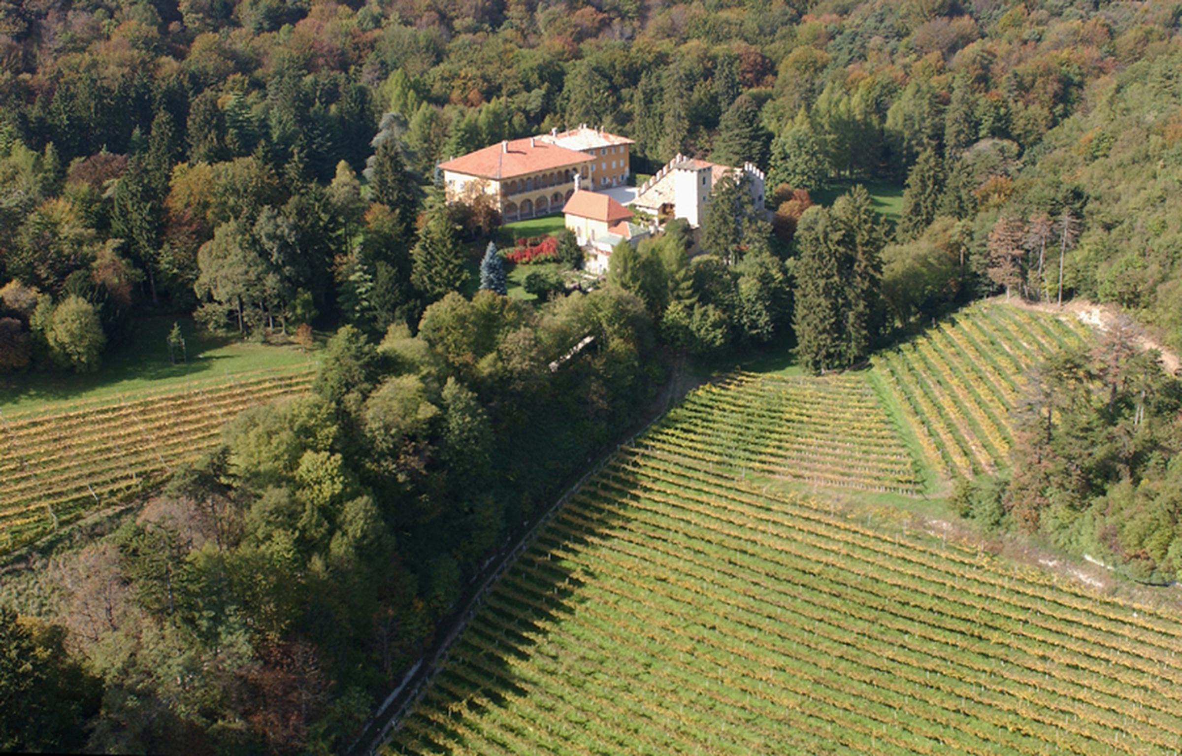 Vinhuset  *Ferrari i Trentino*