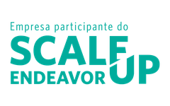 Selo participante Scale Up Endeavor