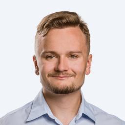 Portrait of Jakub Jaszczak