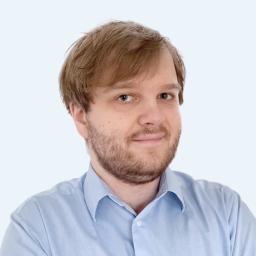 Portrait of Filip Banaszek