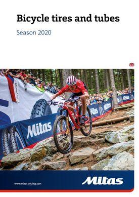 Cycling tire catalog