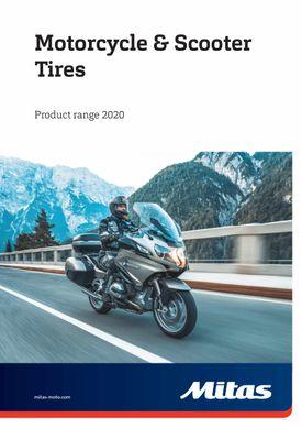 Moto tire catalog