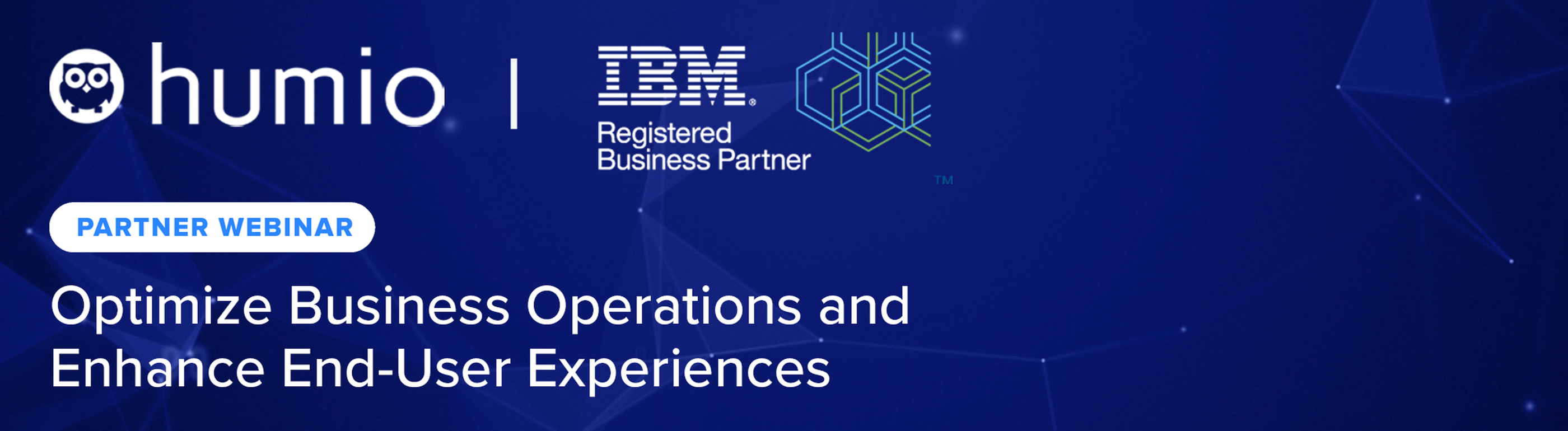 Optimize business operations and enhance end-user experiences
