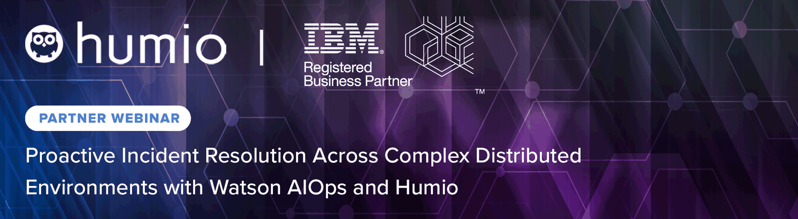 Proactive Incident Resolution Across Complex Distributed Environments with Watson AIOps and Humio