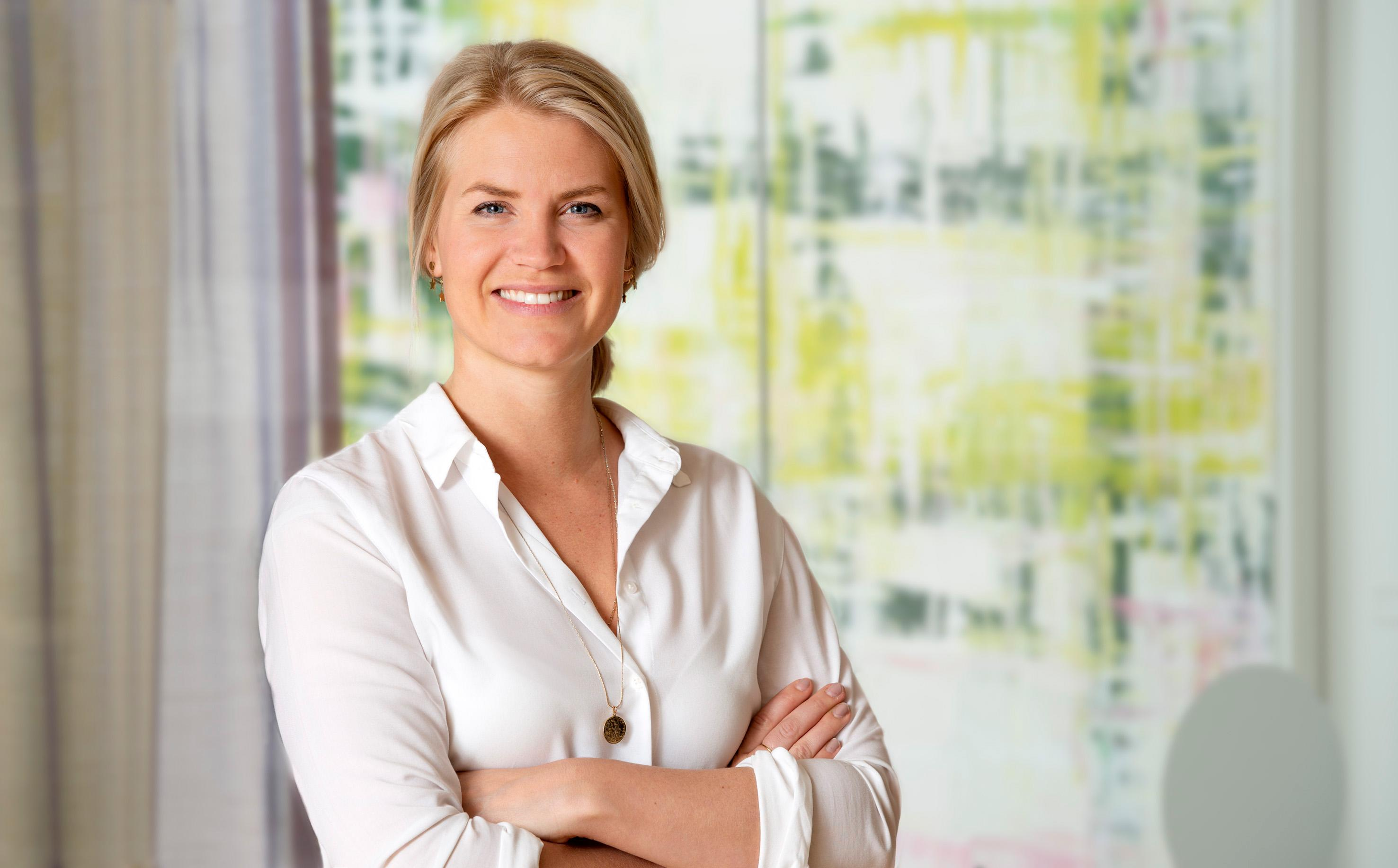 Martina Klingvall co-founder Telness Tech
