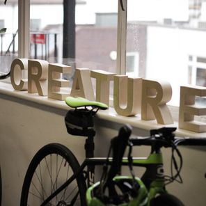 Creature London office