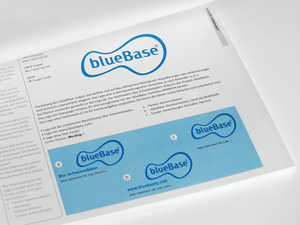 "CD-Manual blueBase ""Logo"" by Yellow-Linz"