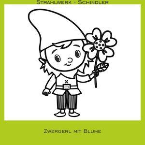 begruessungstein_grafik_zwergerl-mit-blume_strahlwerk-schindler
