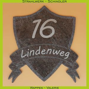 hausnummer_wappen-valerie_strahlwerk-schindler