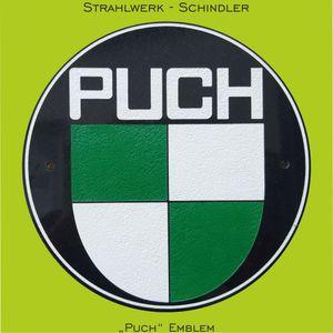 puch_emblem_schwarzen_granit_strahlwerk-schindler