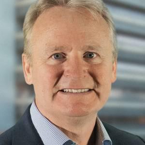 Photograph of Paul O'Brien