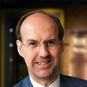 Photograph of Nigel Linge