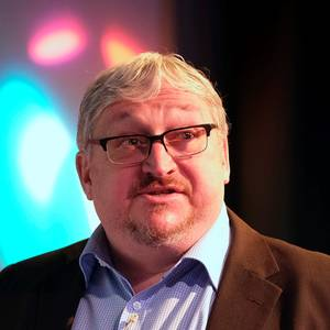 Photograph of Paul Adams