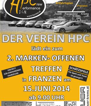2.HPC Treffen 2014