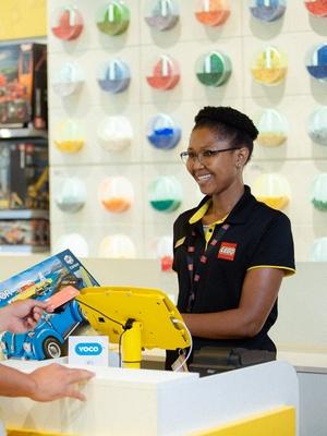 Lego store voucher