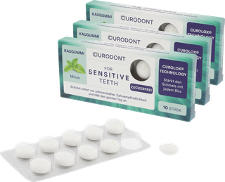 CURODONT Chewing Gum