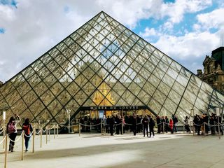 The most visited monuments in France