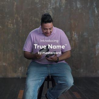 Mastercard True Name McCann