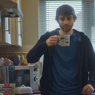 Yorkshire Tea and Alpro TV still