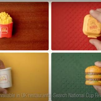 Leo Burnett McDonalds Plan For Change