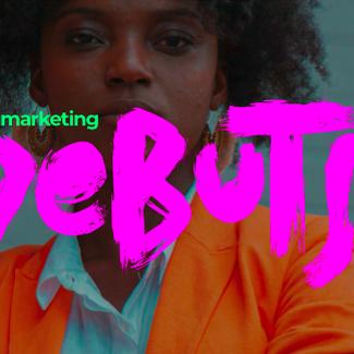 Marketing Debuts logo