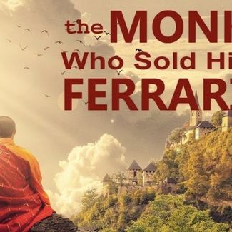 Monk who sold ferrari