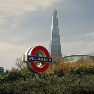 tfl welcome back campaign