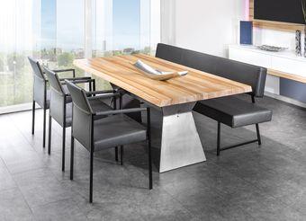 Sitzgruppe im trendigen Design