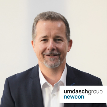 Welcome Marco! - New Managing Director of Umdasch Group NewCon
