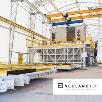 Neulandt 3P - Precast Technology for the Future!