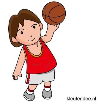 Gymles met ballen voor kleuters 4, kleuteridee.nl