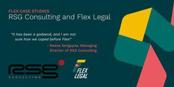 RSG Consulting and Flex Legal, Reena Sengupta
