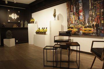 A la galerie Rikia Ferrer