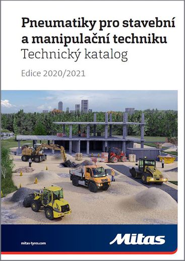 Stavební a manipulační technika katalog