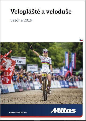 Mitas Cycling katalog pro rok 2019