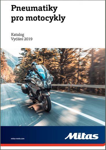 Mitas Moto aktuální katalog