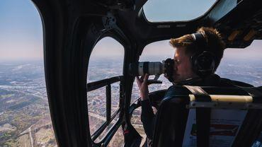 Videoproduktion und Fotografie im Hubschrauber Berlin
