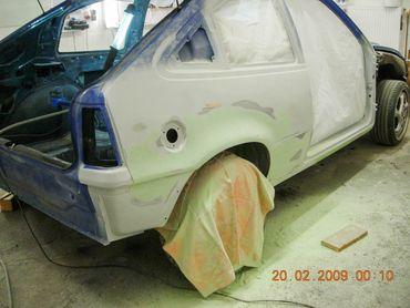 Opel Kadett Turbo